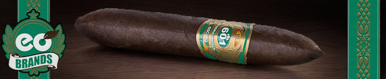 601 Habano Oscuro (Green Label)