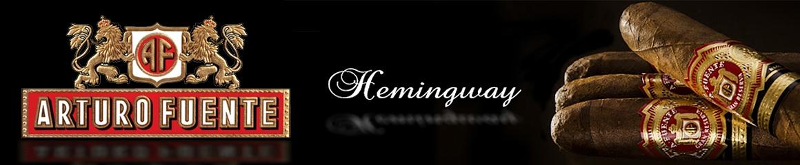 Arturo Fuente Hemingway Natural