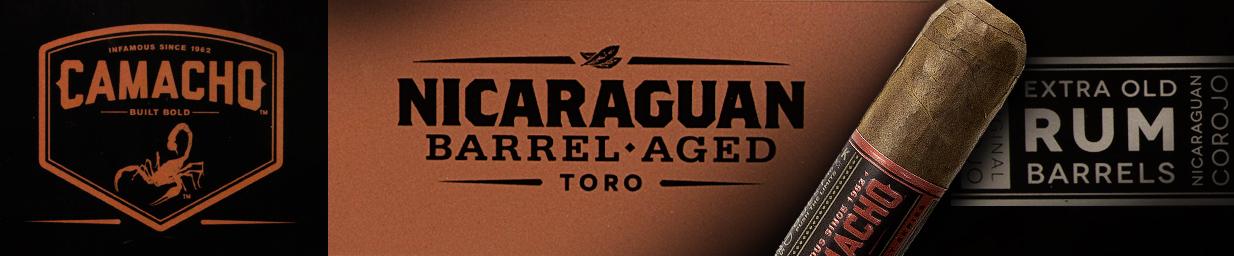 Camacho Nicaraguan Barrel Aged