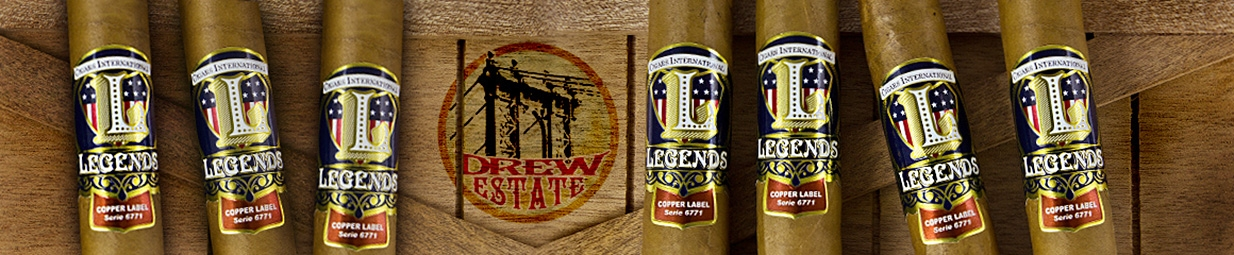 Drew Estate Legends