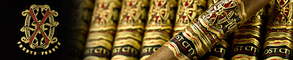 Arturo Fuente Opus X Lost City