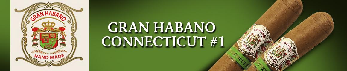 Gran Habano Connecticut #1