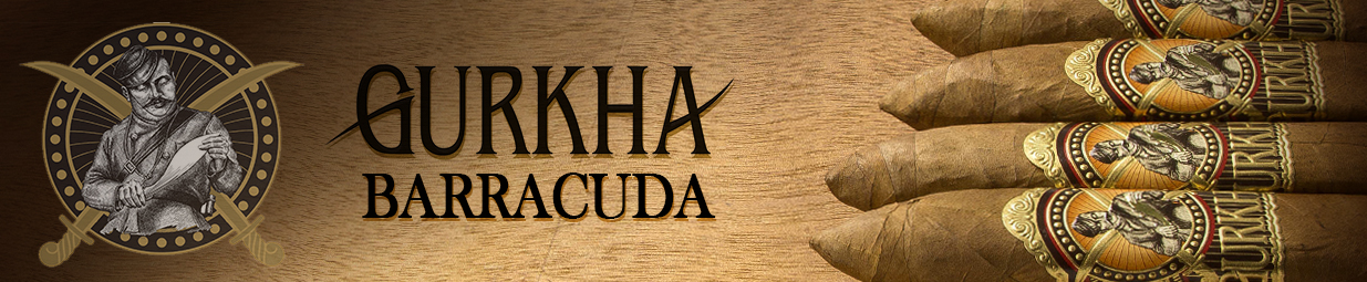 Gurkha Barracuda