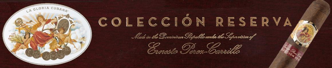 La Gloria Cubana Coleccion Reserva