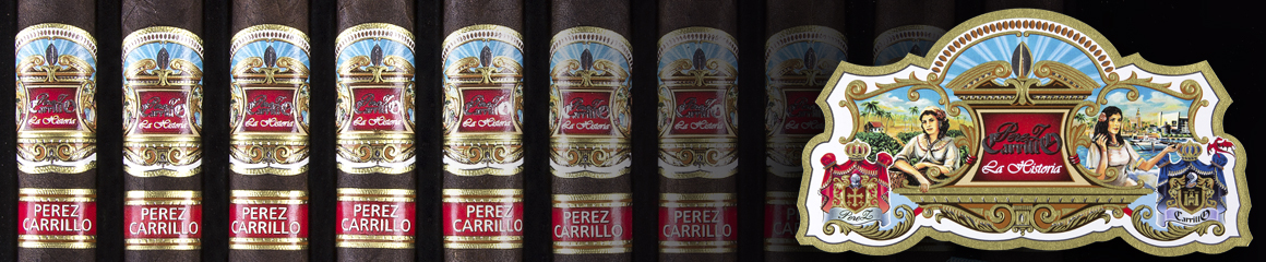 La Historia by E.P. Carrillo