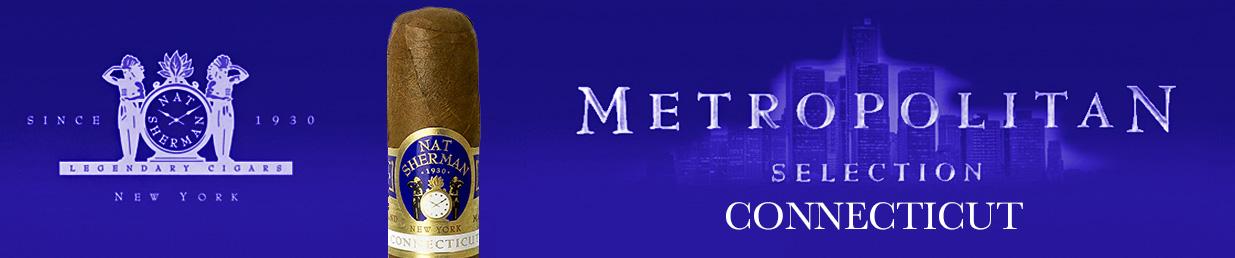 Nat Sherman Metropolitan Connecticut