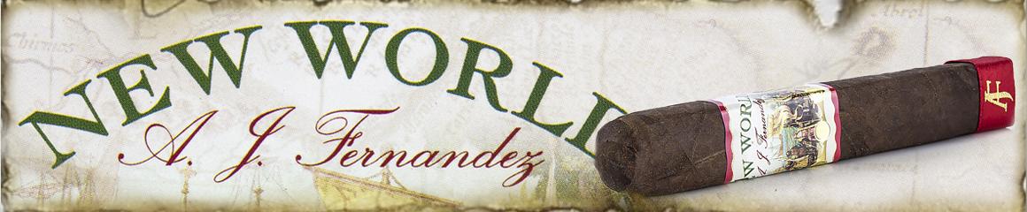 New World by A.J. Fernandez