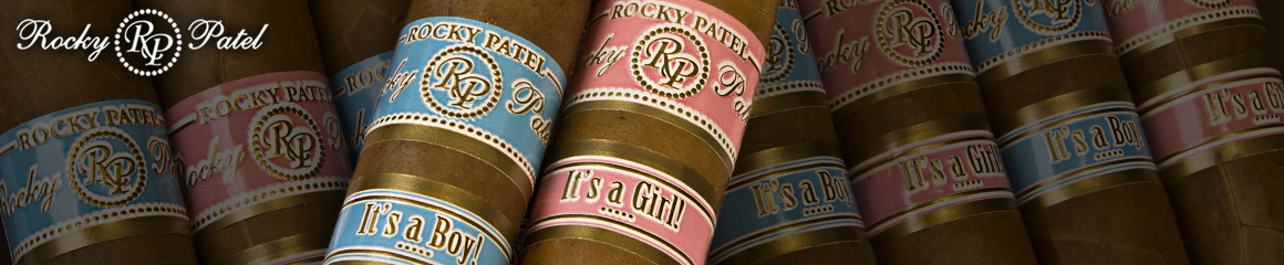 Rocky Patel It's A Boy/Girl
