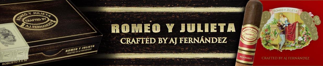 Romeo y Julieta Crafted by A.J. Fernandez