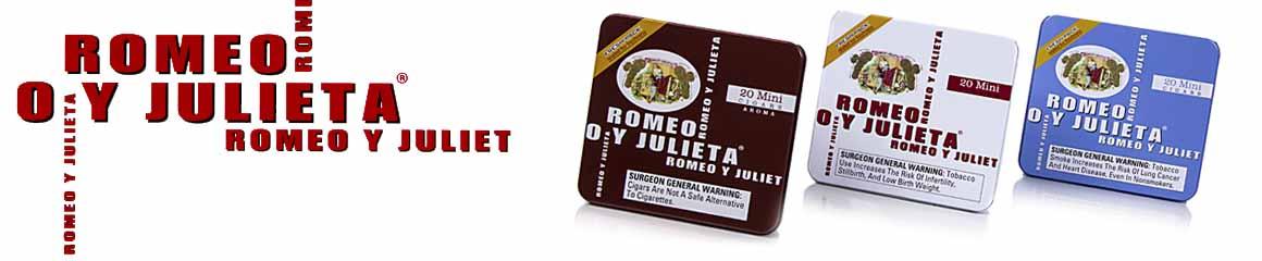 Romeo Y Julieta Miniatures