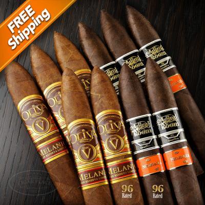 #1 Cigar of the Year Sampler Aging Room vs. Oliva-www.cigarplace.biz-31