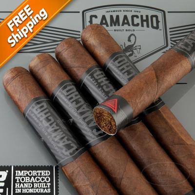 Camacho Coyolar Super Toro Pack of 5 Cigars-www.cigarplace.biz-31