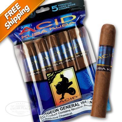 Acid Kuba Kuba Fresh Pack of 5 Cigars-www.cigarplace.biz-31