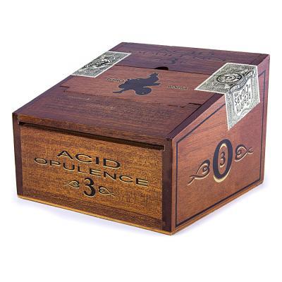 Acid Opulence 3 Toro Cigar Box