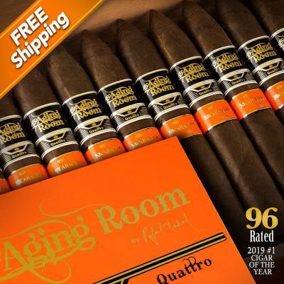 Aging Room Quattro Nicaragua Maestro 2019 #1 Cigar of the Year-www.cigarplace.biz-32