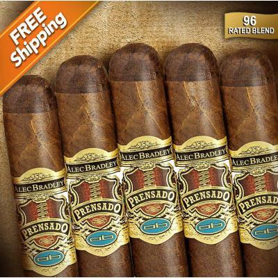 Alec Bradley Prensado Robusto Pack of 5 Cigars-www.cigarplace.biz-32