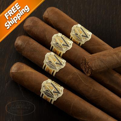 Avo Classic No. 2 Pack of 5 Cigars-www.cigarplace.biz-31