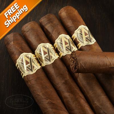 Avo Heritage Robusto Pack of 5 Cigars-www.cigarplace.biz-31