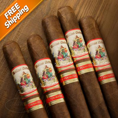 Bellas Artes Toro Pack of 5 Cigars-www.cigarplace.biz-31