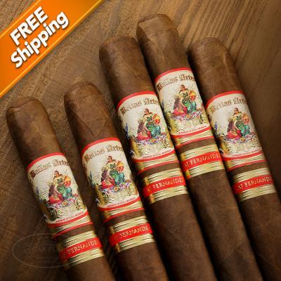 Bellas Artes Short Churchill Pack of 5 Cigars-www.cigarplace.biz-31