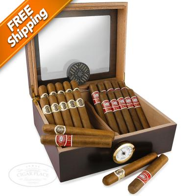 Big Brand Humidor and Cigar Combo Set-www.cigarplace.biz-31