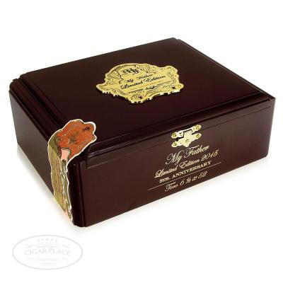 My Father Limited Edition 2015 5th Anniversary Cigars Box