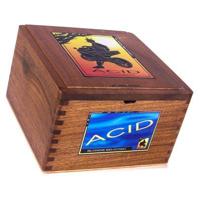 Acid Blondie Belicoso Cigar Box