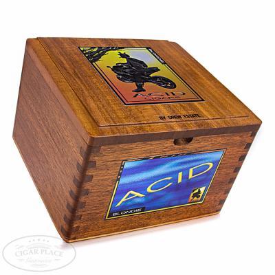Acid Blondie Cigar Box