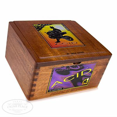 Acid C-Note Cigar Box