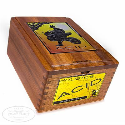 Acid Cold Infusion Tea Cigar Box