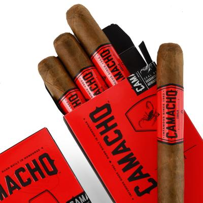 Camacho Corojo Toro Pack of 4 Cigars-www.cigarplace.biz-31