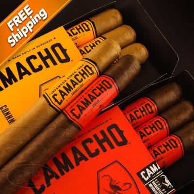 Camacho Toro Tussle: Connecticut-Corojo Sampler-www.cigarplace.biz-32