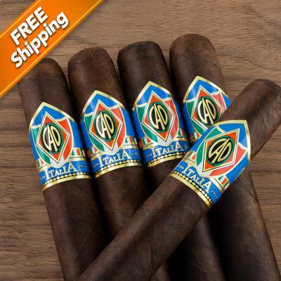 CAO Italia Ciao Pack of 5 Cigars-www.cigarplace.biz-32