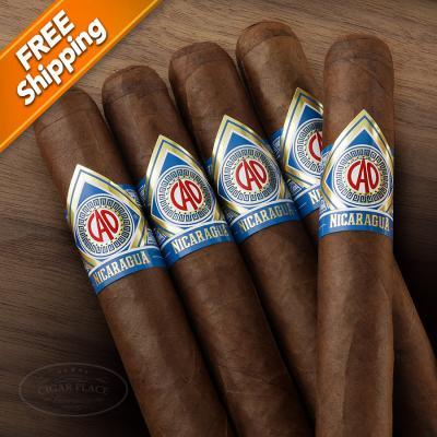 CAO Nicaragua Granada Pack of 5 Cigars-www.cigarplace.biz-31