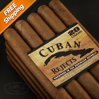 Cuban Rejects Connecticut Toro-www.cigarplace.biz-31