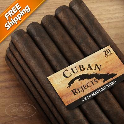 Cuban Rejects Maduro Toro-www.cigarplace.biz-32