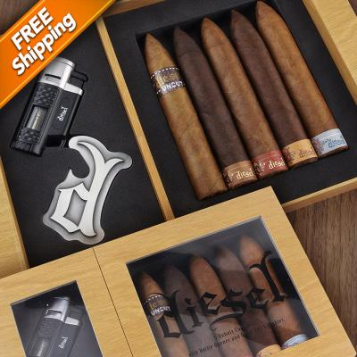 Diesel 5-Cigar Gift Set Lighter and Bottle Opener-www.cigarplace.biz-31