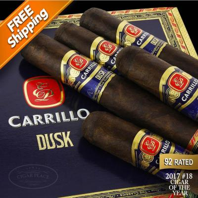 E.P. Carrillo Dusk Solidos Pack of 5 Cigars 2017 #18 Cigar of the Year-www.cigarplace.biz-32