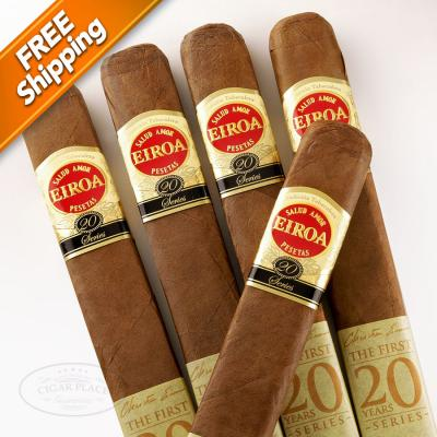 Eiroa The First 20 Years Colorado 60 x 6 Pack of 5 Cigars-www.cigarplace.biz-32