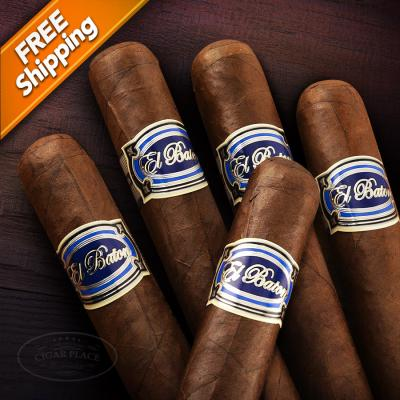 El Baton Robusto Pack of 5 Cigars-www.cigarplace.biz-31
