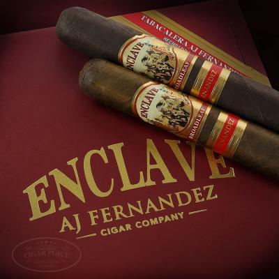 Enclave Broadleaf by AJ Fernandez Churchill 2019 #19 Cigar of the Year-www.cigarplace.biz-31