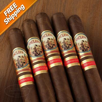 Enclave Toro Pack of 5 Cigars-www.cigarplace.biz-32