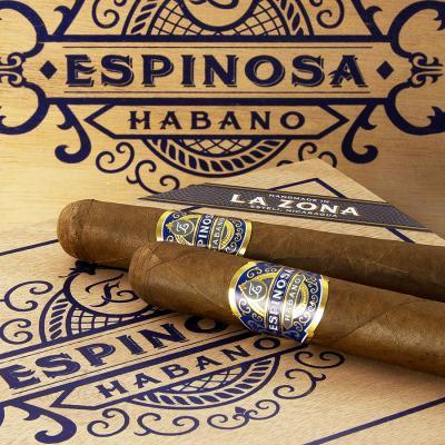 Espinosa Habano No. 4 Robusto Cigars