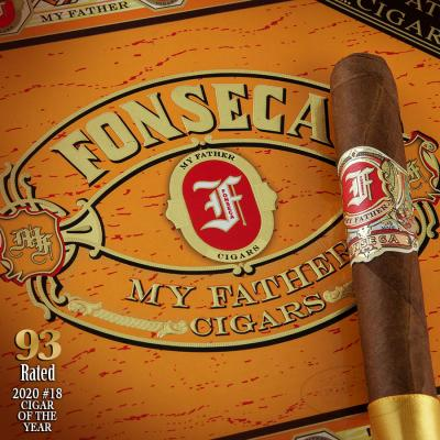 Fonseca by My Father Petit Corona 2020 #18 Cigar of the Year-www.cigarplace.biz-32
