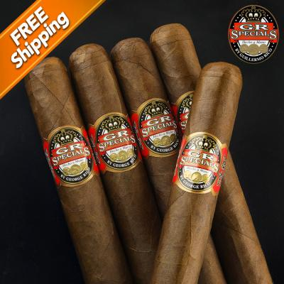 *GR Specials Red Label Robusto Pack of 5 Cigars-www.cigarplace.biz-32