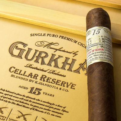 Gurkha Cellar Reserve Solara (Double Robusto) Cigars-www.cigarplace.biz-32
