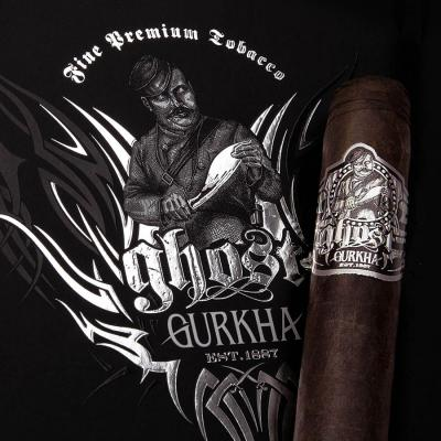 Gurkha Ghost Exorcist Cigars