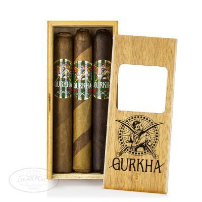 Gurkha Trinity Toro Cigars