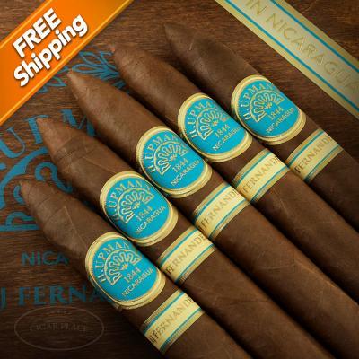 H. Upmann by AJ Fernandez Belicoso Pack of 5 Cigars-www.cigarplace.biz-31