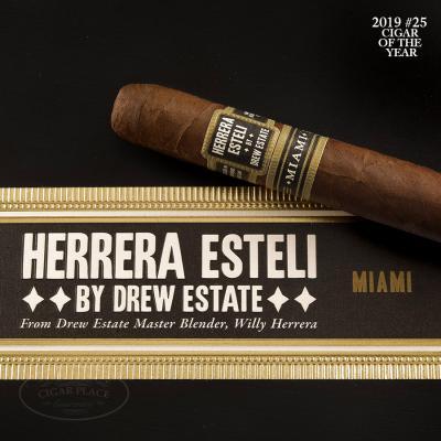 Herrera Esteli Miami Toro Especial 2019 #25 Cigar of the Year-www.cigarplace.biz-31